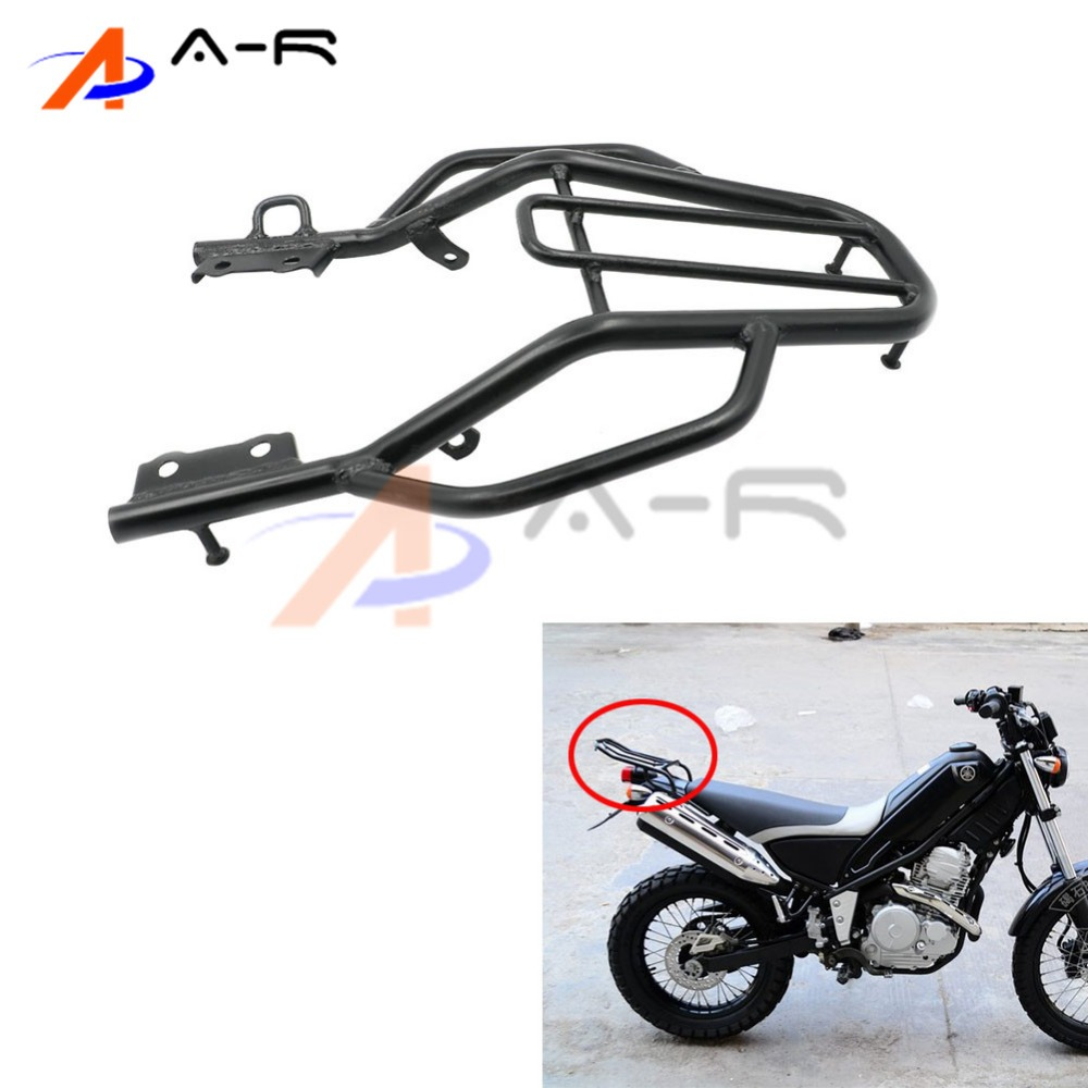 For Yamaha Tricker XG 250 XG250 2003-2014 Rear Detachable Luggage Rack Support Holder Saddlebag Cargo Shelf Bracket безопасность двусторонний плакат