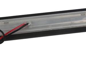 Image 5 - Tira de luces LED para barco marino, 12V, luz de paso de plástico blanco para pasillo, accesorios para autocaravanas RV