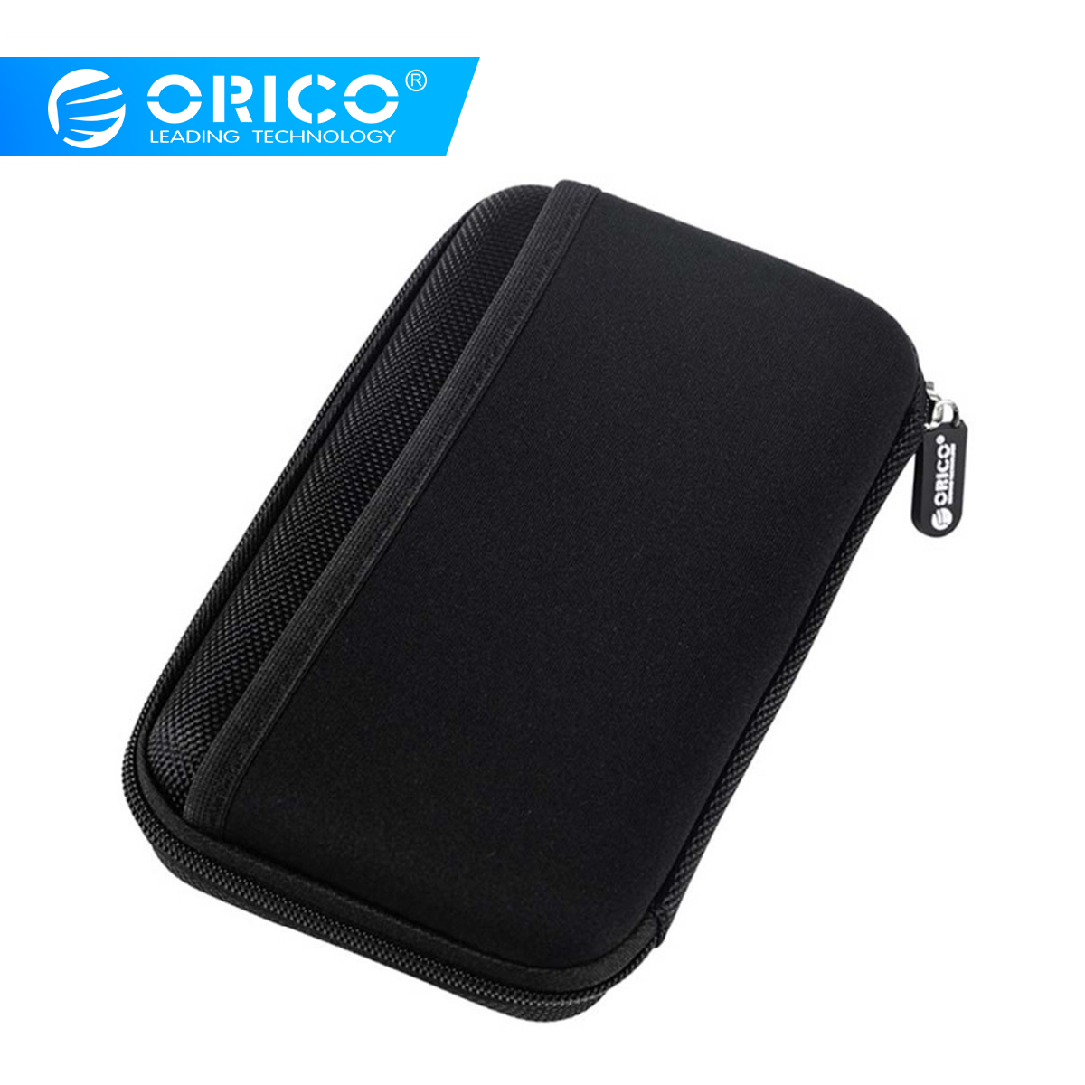 ORICO 2.5 Inch Storage Bag For 2.5inch HDD SSD USB Cables USB Chargers Power Bank Earphone And More