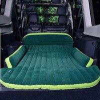 Внедорожник автомобильный надувной матрас сиденье туристический надувной матрас с воздушным насосом Открытый Кемпинг путешествия отдых к