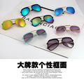 2016 ants children sunglasses Cute private shades reflective mirror uv protection sun glasses for kids boys girls 10pcs/lot