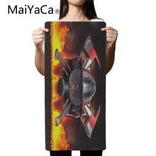 MaiYaCa EMT пожарный коврик для мыши Коврик для мыши Notbook компьютерный коврик для мыши оверлок край скорость мышь большой игровой коврик