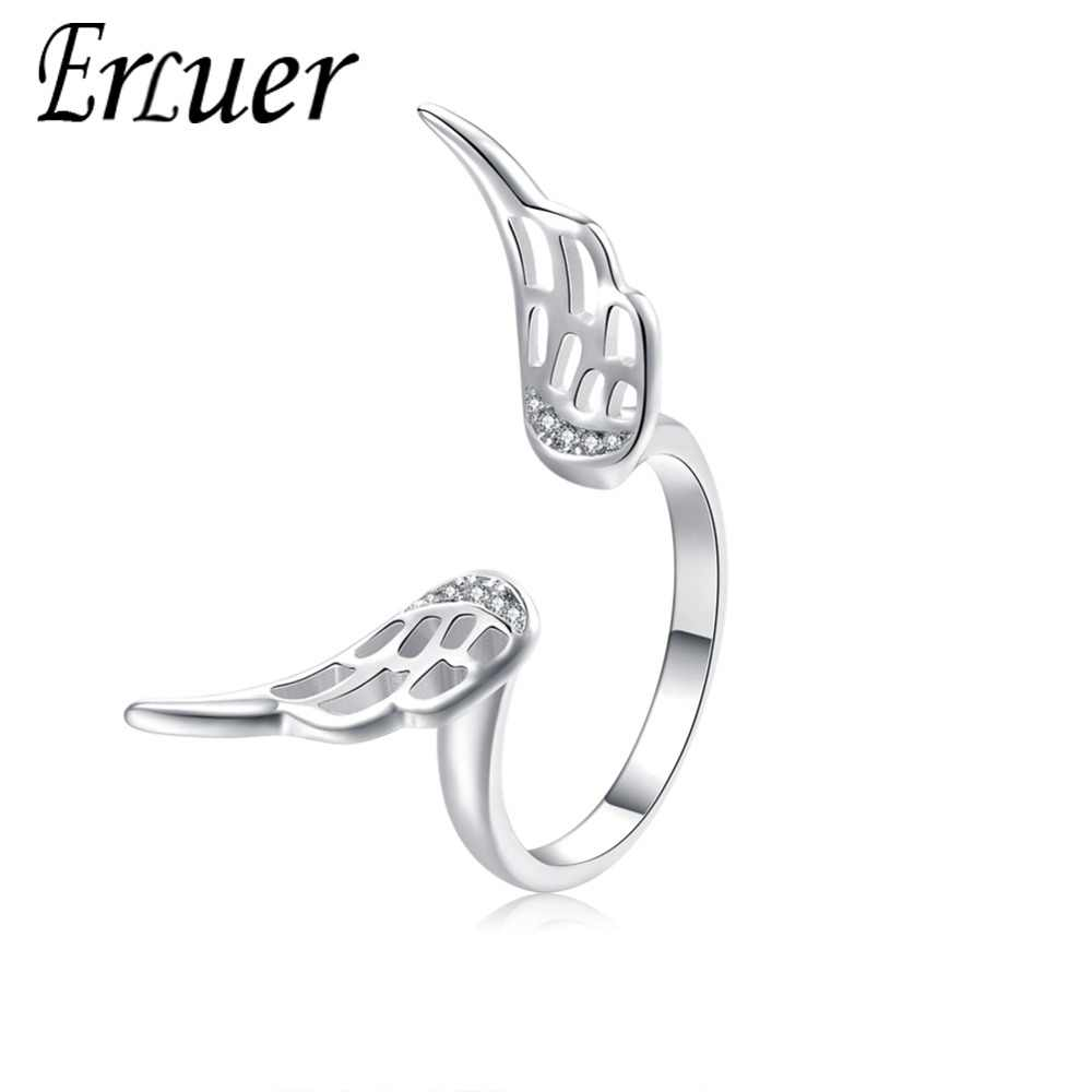 5213751622a13 Detail Feedback Questions about ERLUER Rings Set For Women Angel ...