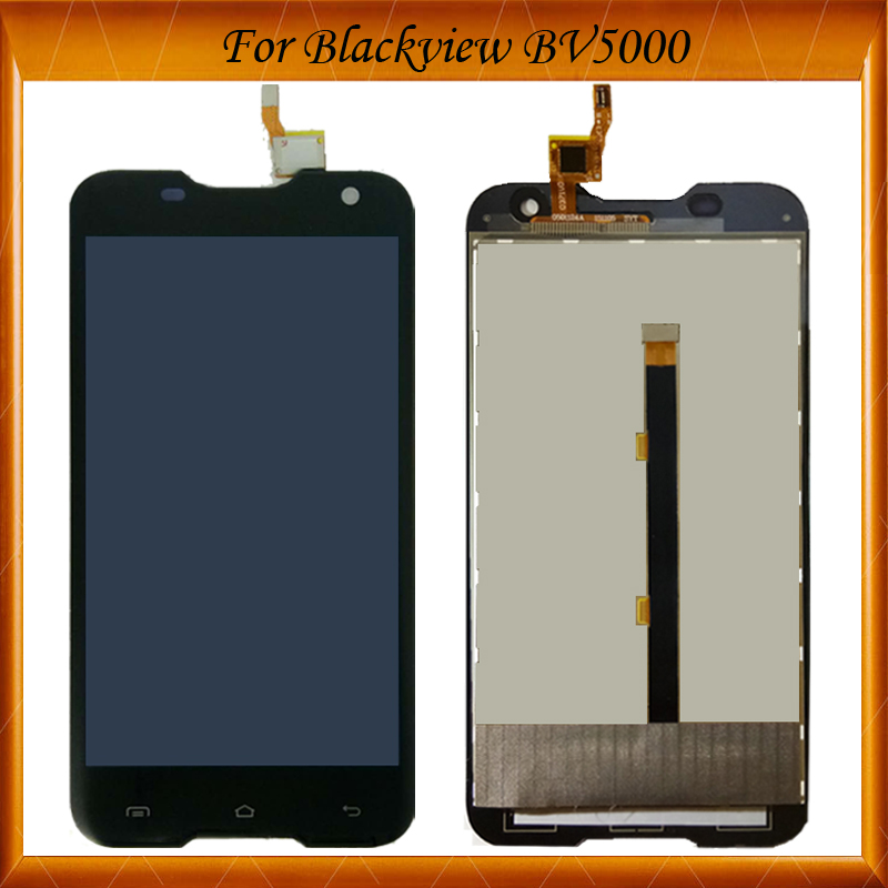 5.0 pollice Per Blackview BV5000 BV 5000 LCD Display LCD + Touch Screen Digitizer Assembly di Ricambio IN Magazzino