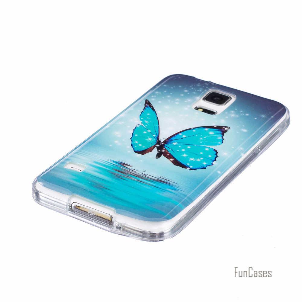 Case sFor coque Samsung S5 Case Silicone Cover For fundas Samsung Galaxy S5 Case i9600 S5 Neo SM-G903F Etui Telefoon Hoesjes