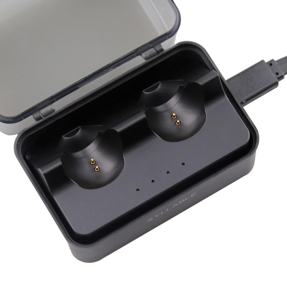 Syllabe bluetooth écouteur D900 MINI écouteurs sans fil écouteur sport Portable écouteur intra-auriculaire pour iphone xiaomi - 3