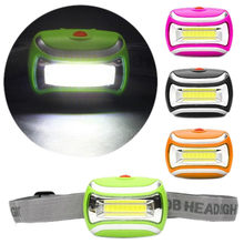 Hot Portable COB Outdoor LED Head Lamp Torch 5W Headlight 600 Lumens Bright 90 degrees Adjustable Angle Lightweight waterproof 2(China)