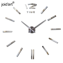 2019 hot sale wall clock large decorative wall clocks home decor diy clocks living room reloj
