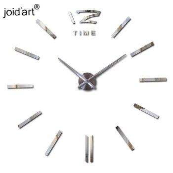 2019 hot sale wall clock large decorative wall clocks home decor diy clocks living room reloj