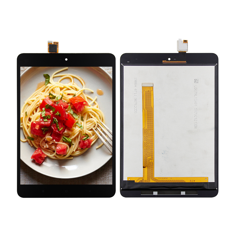 Nice quality For Xiaomi Mipad mi pad 2 Mipad 2 touch screen digitizer LCD display assembly with free tools цена
