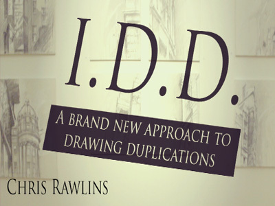 I.D.D. By Chris Rawlins Magic Tricks