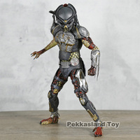 The Predator Fugitive Predator Ultimate Action Figure NECA PVC Collectible Model Toy
