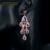 FEEROW Noble Mulheres Engagement Jóias Deslumbrantes Em Forma de Pêra Dangle Top Qualidade Cubic Zirconia Rhinestone Oscila Brincos FWEP307
