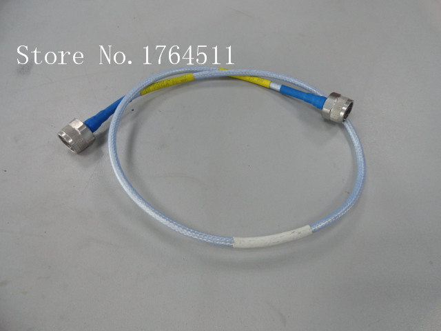 [BELLA] SUHNER SUCOFLEX 104 N Male To N Male 0.8 Meters High Frequency Test Cable