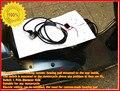 Universal de La Motocicleta ATV UTV E-BIKE climatizada asientos cubre Warmer ronda swtich + asiento de fibra de carbono cojín/pad pad puede corte