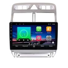 Android 8,1 автомобильный DVD мультимедийный плеер gps навигация для peugeot 307 2004 до 2013 с bluetooth встроенный wifi 2G ram 32G rom