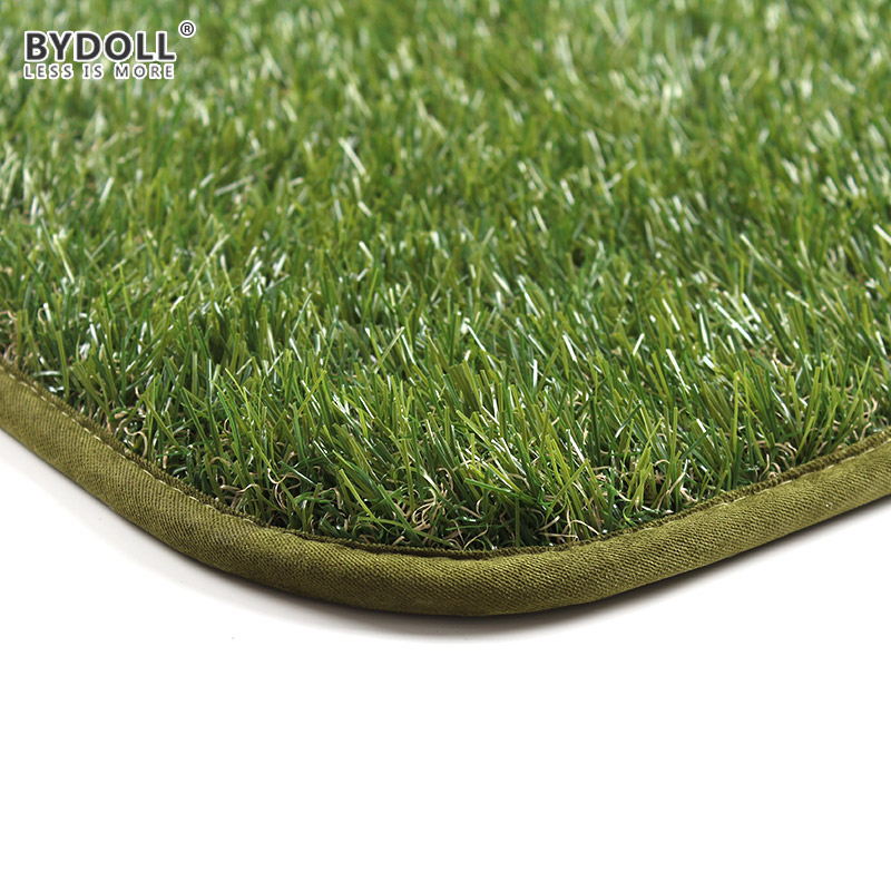 BYDOLL Simulation Green Grass Lawn Mat Anti Slip Autohesion No Glue  Decoration Mats For Hallway Living Room Bedroom Outdoor In Mat From Home U0026  Garden On ...