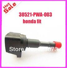 Самое лучшее качество! катушка зажигания 30521-PWA-003 CM11-108 для honda fit