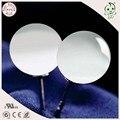 Высочайшее Качество Популярных 925 Чистого Серебра Круглый Крем Белый Опал Шпилька Серьги