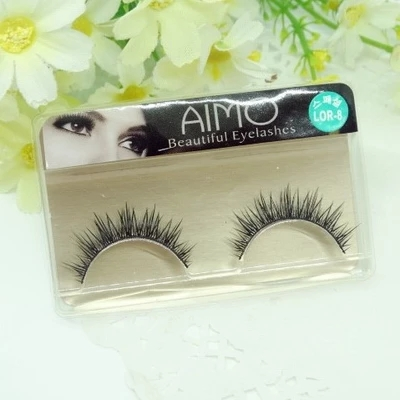 23c1be1927d 10 Pairs Natural Handmade Under Lashes False Eyelashes Lower Bottom Eye  Lashes Free shipping & Drop shipping-in False Eyelashes from Beauty &  Health on ...