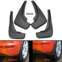 4 шт./компл. автомобиль брызговики брызговик грязезащитный для Fender для VW/Гольф/Mk4/Jetta 1998-2005