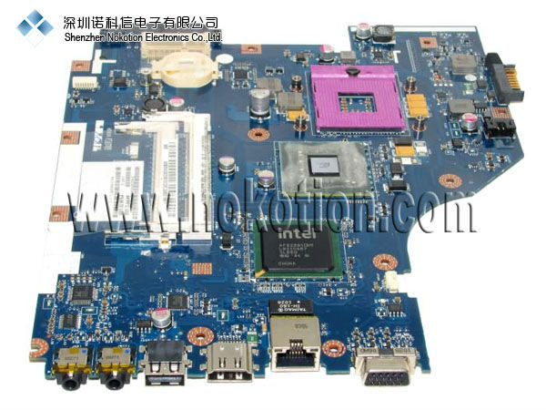 ФОТО Free Shipping Original FOR ACER AS 5336 Motherboard MBR4G02001 LA-6631P FULL TESTED