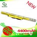 2200 МАч аккумулятор Для Lenovo IdeaPad z500 L12L4K01 z400 z400a z500a L12S4E21 L12S4K01 L12M4K01 L12M4E21