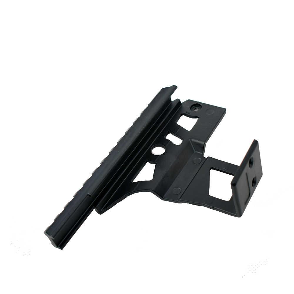 Accessoires de chasse AK 47 côté Rail avant portée supérieure 20mm Standard Picatinny tisserand Rail montage lampe de poche Laser point vue recevoir