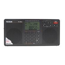 """Tecsun PL-398MP Radio portátil 2,2 """"estéreo Digital de sintonización de banda completa FM/AM/Radio SW receptor MP3 jugador tecsun"""