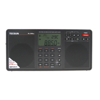 Tecsun PL 398MP Portable Radio 2.2'' Full Band Digital Tuning Stereo FM/AM/SW Radio Receiver MP3 Player tecsun