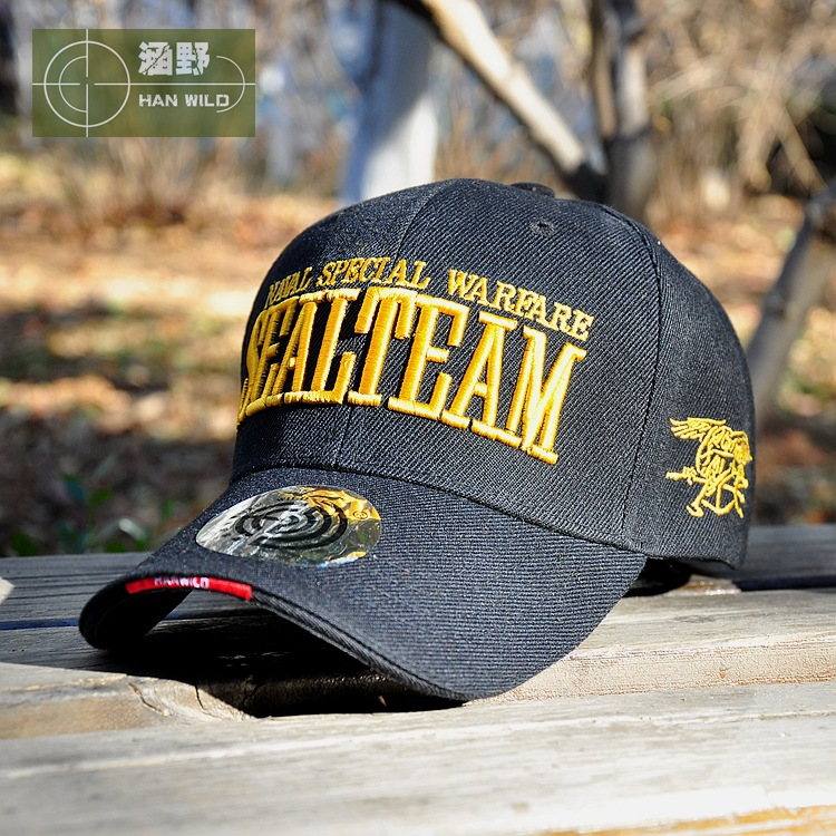 Navy Seals Cap Tactical Army Cap Letter Embroidery Baseball Hat US