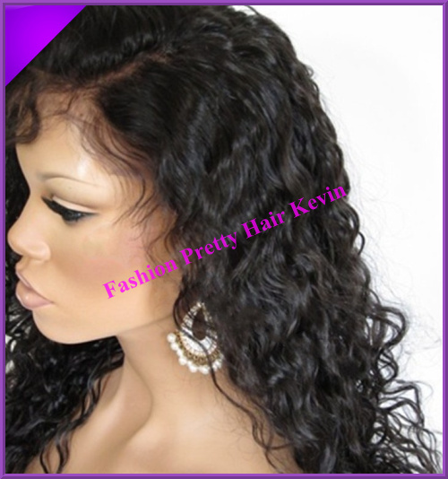 Freeshipping Glueless Front Lace wigs/Full lace wigs Brazilian ...