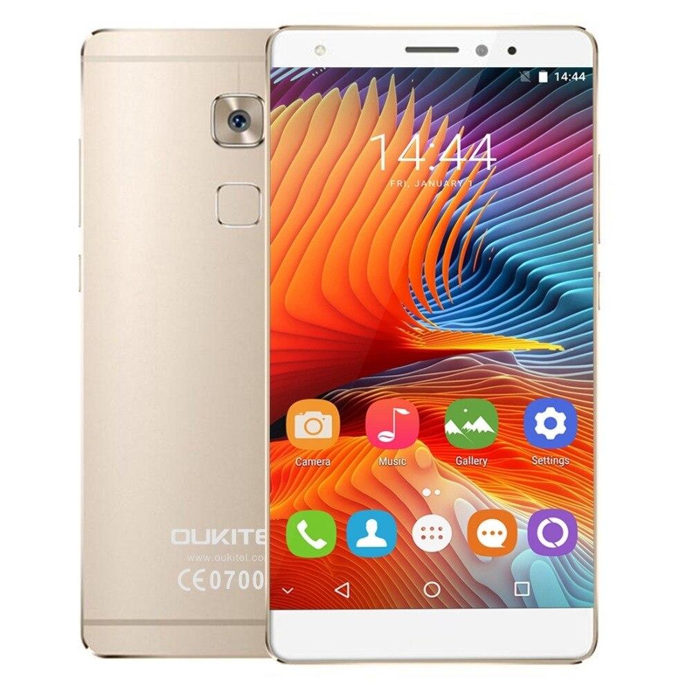 bilder für Original oukitel u13 5,5 zoll smartphone android 6.0 mtk6753 octa Core Handy 3 GB RAM 64 GB ROM 4G Zelle telefon