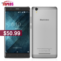 Original Blackview A8 MTK6580A Quad Core Mobile Cell Phone 5 0 Inch 1280x720 IPS HD Android