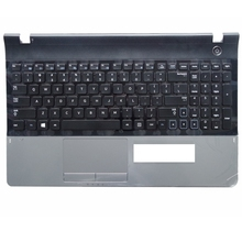 US For Samsung 300E5A NP300E5A 305E5A 300V5A 305V5A 300E5C Replace laptop keyboard with C shell Black New English