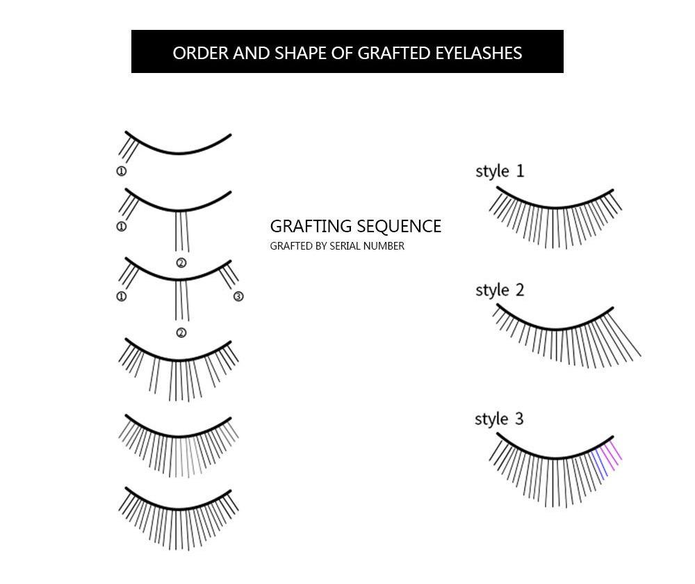 de maquiagem para os olhos caso