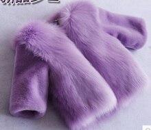 Girls white faux fur coat online shopping-the world largest girls