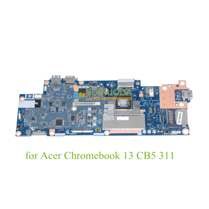 все цены на NOKOTION MB.DUMMY.021 MBDUMMY021 Z3ENN LA-B551P Rev 0.6 For acer Chromebook 13 CB5 311 laptop motherboard онлайн