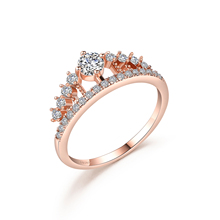 Rose Gold Color Rings