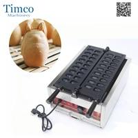 Totoro shaped waffle machine waffle maker custom plate waffle maker commercial snack machine cake machine 110v 220v