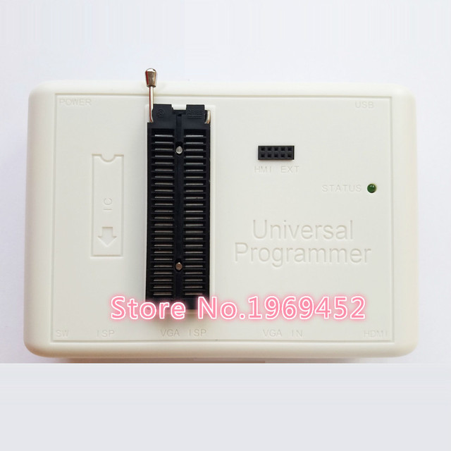 Free shipping RT809H EMMC-Nand FLASH Extremely fast universal Programmer