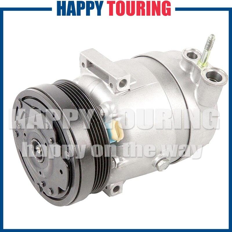 Car ac air conditioning compressor V5 for Chevrolet Aveo 730057 715559 цена