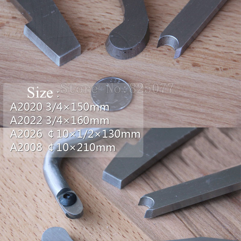 Купить с кэшбэком High Speed Steel A2008 A2020 A2022 A2026 Woodturning Hollowing Tools, HSS Woodworking Gouges JF1621