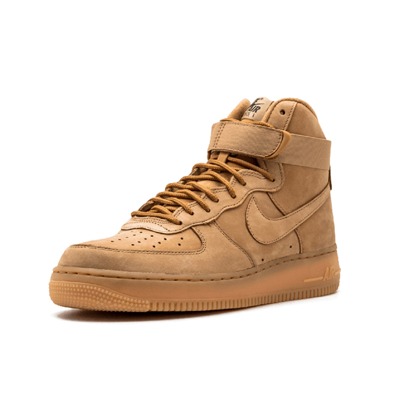 nike air force 1 hugh brown