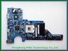 Free Shipping 636372-001 for HP pavilion G4 G6 laptop motherboard HM55 chipset 6470/1G DA0R12MB6E0 100% Tested 60 days warranty