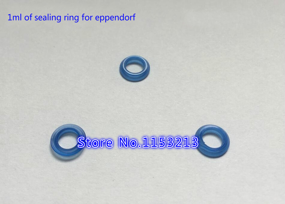 TopPette Gasket Pipette Sealing ring Pipettor O-ring for 1ml, Pipet accessories Pipette piston for 5ml