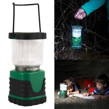 YHX 300 Lumens LED Lantern Outdoor Hiking Camping Lamp Tent Lighting Light