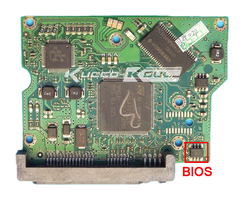 hard drive parts PCB logic board printed circuit board 100473090 for Seagate 3.5 SATA hdd data recovery STM380215AS STM3160215AS