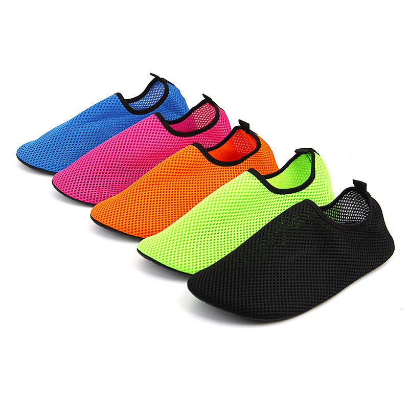 Children's summer quick-drying shoes boys girl swimming shoes breathable beach shoes non-slip mesh shoes 5 colour