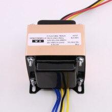 מגבר אודיו EI שנאי פלט: AC250V 0 AC250V, 0 AC6.3V מגבר מנורות אספקת חשמל שנאי
